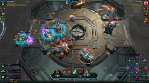 Dropzone - Summoner Gameplay Screenshot