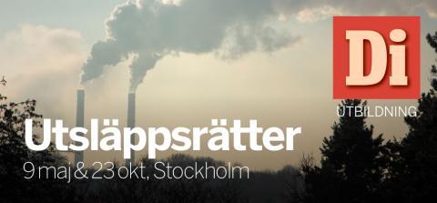 Kurs utsläppsrätter/EU ETS