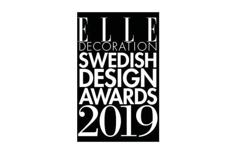 Årets vinnare av ELLE Decoration Swedish Design Awards 2019