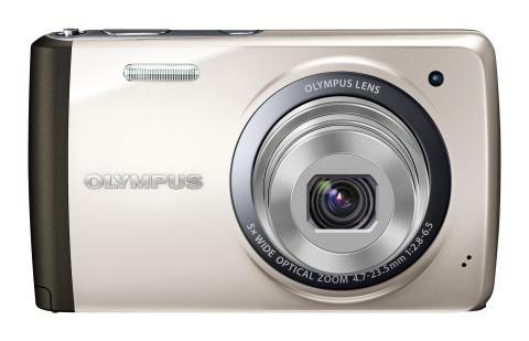 Olympus VH-410 silver