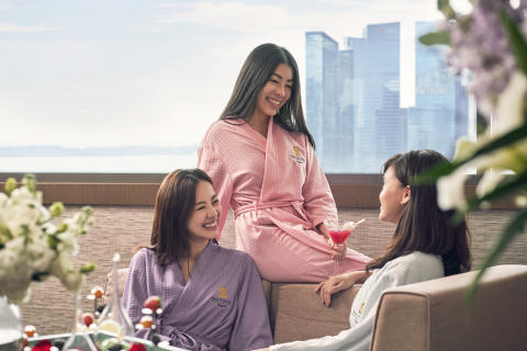 BFF Getaway Package at Pan Pacific Singapore