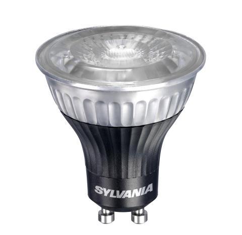 SYLVANIA SETZT NEUE MAßSTÄBE BEI GU10 LED-Lampen