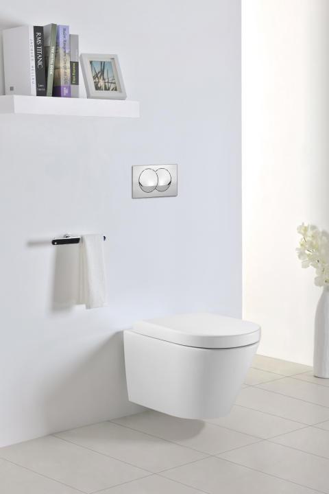 Alterna Opus Compact vägghängd WC