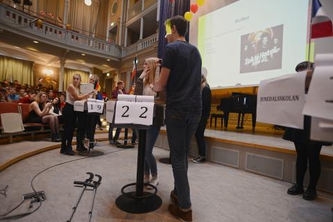 Regionfinal i Språkolympiaden 2015!