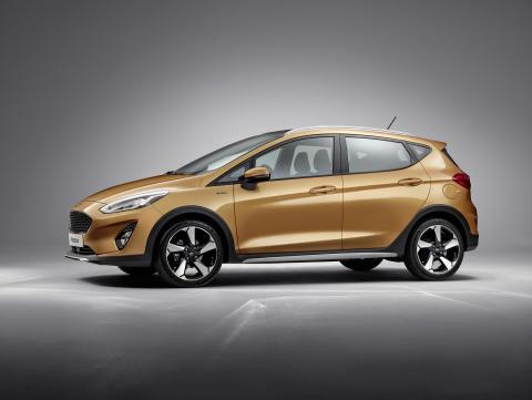 A Ford Fiesta új generációja