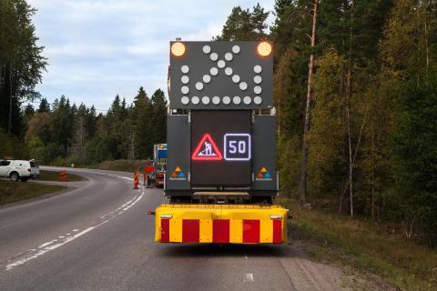 Vuokraa liikenneturvallisuus tuotteita