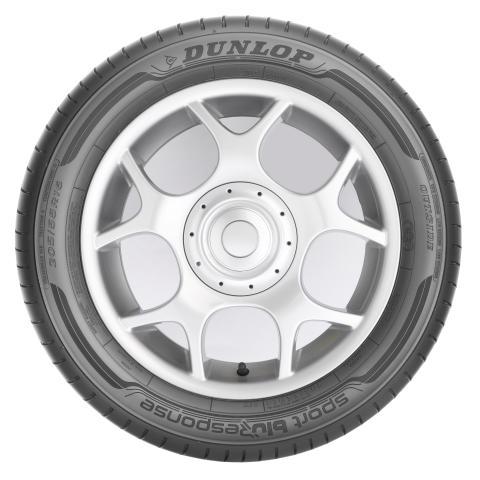 Dunlop Sport BluResponse Tire Shot