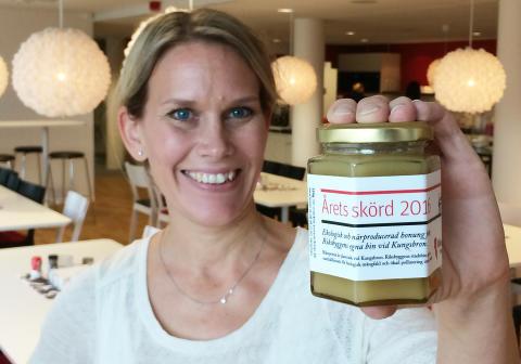 Karolina Brick, miljöchef på Riksbyggen