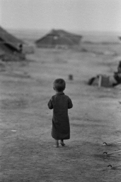 Flyktingläger i Afghanistan