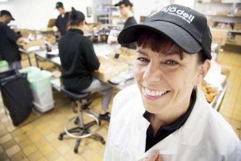 Mörsjö Deli till stor internationell matmässa i Berlin