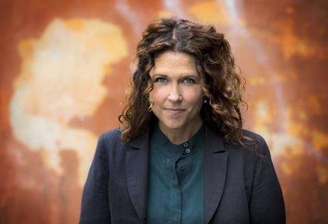 Anna Lindman / Foto: Jan Danielsson, SVT