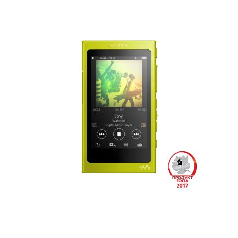 Product of the year 2017_WALKMAN A35
