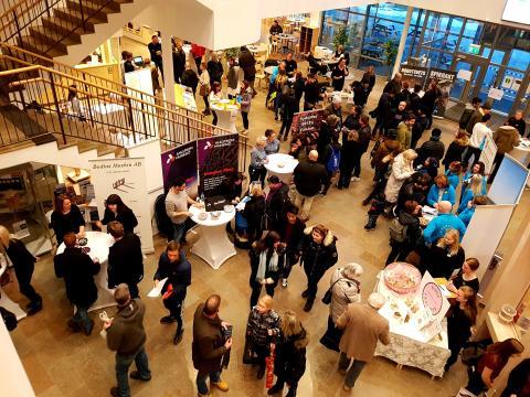 Jobb- och utbildningsmässa på Sjöängen 11 februari
