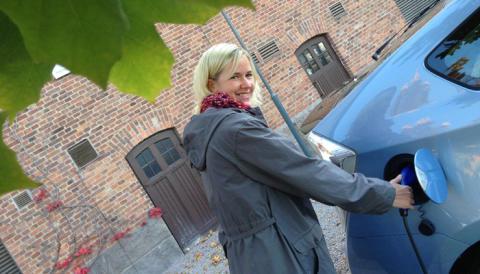Högskolan Kristianstad satsar på miljön