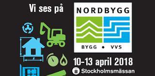 Besök Villeroy & Boch Gustavsberg på Nordbygg, 10-13 april 2018
