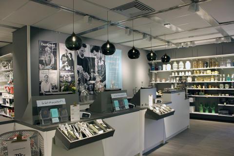 Cervera öppnar franchisebutik i Motala