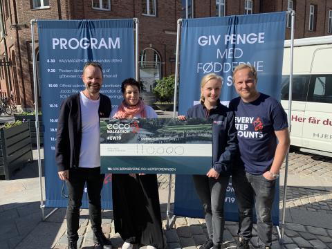 Ecco Walkathon - Odense - 2019