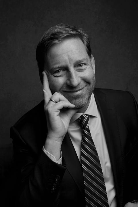 Mathis Grimstad, adm. direktør i Stor-Oslo Eiendom