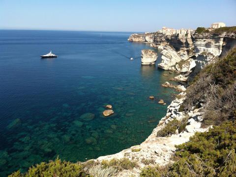 Korsika  - Vackrast i Medelhavet