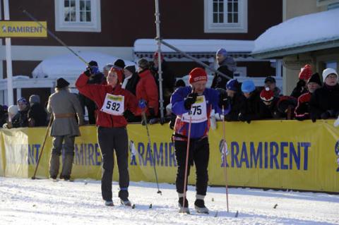 56.608 åkare hittills anmälda till Vasaloppets Vintervecka 2011 – fördelning lopp för lopp
