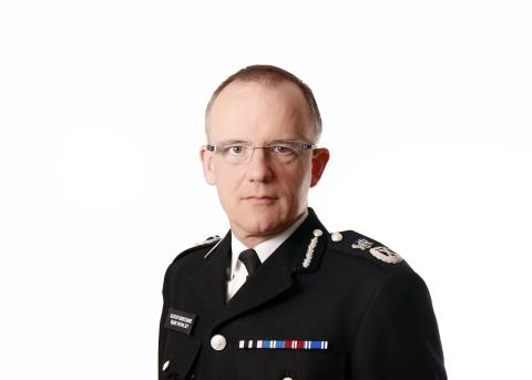Assistant Commissioner Mark Rowley