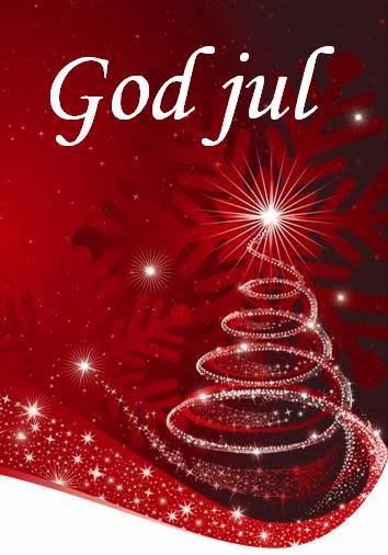 En riktigt God Jul till er alla.
