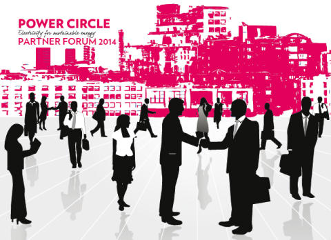 Premiär för Power Circle Partner Forum