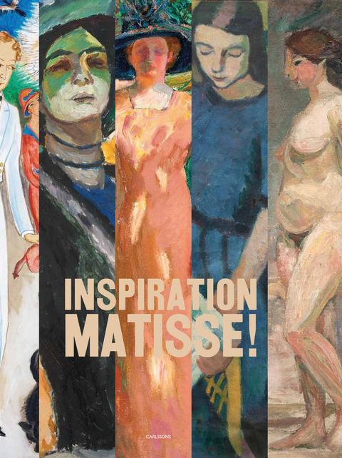 Omslag Inspiration Matisse!