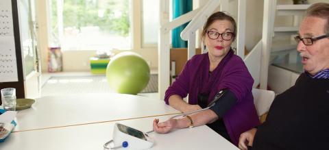 Sydänpotilaiden kuntoutus toteutuu huonosti Suomessa