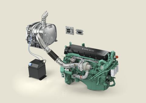 Volvo Tier 4 Final/steg IV-motorer tar hand om utsläpp – och bränsleförbrukning