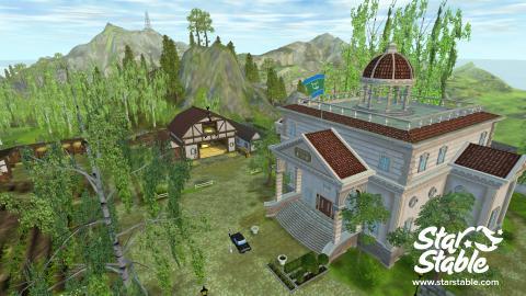 Pressbilder från spelet