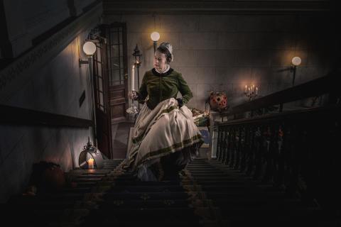 Slottsfrun Maria Gustava