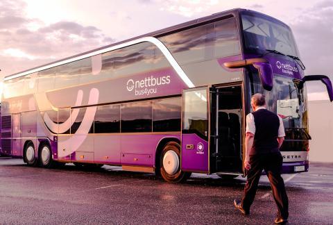 Högsta betyg för Nettbuss Travel i trafiksäkerhet