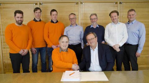 Fosen-entreprenør Johs. J. Syltern skal bygge enda tre vindparker for over 600 millioner kroner
