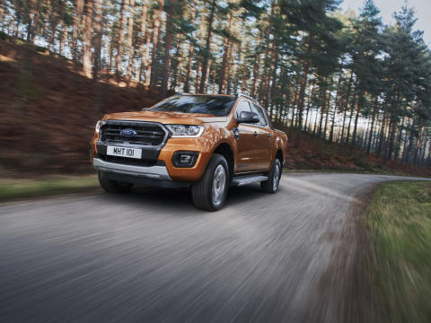 Ny Ford Ranger er rå og moderne som aldrig før