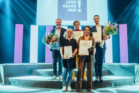 De vinner årets näringslivspriser i Lund