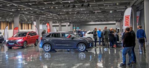 DEFA som huvudsponsor för eCar Expo – också i 2019!