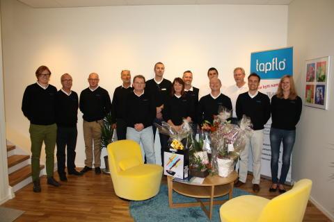 Nu har den svenska industrikoncernen Tapflo Group gått samman med Temag Pumpar.