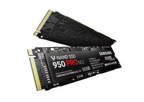 Samsung lanserar 950 PRO – Proffsprestanda för alla