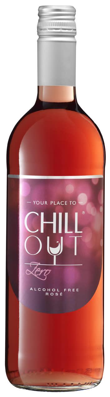 Lagom till sommarens trädgårdsfester: Nytt alkoholfritt rosévin från storfavoriten Chill Out