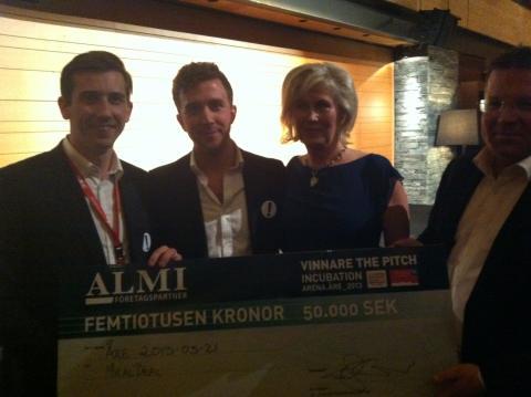 Mealdeal vinnare av pitchtävling på Åre Kapitalmarknadsdagar