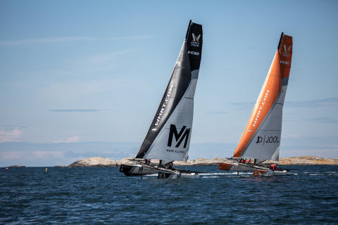 Marstrand förlänger med World Match Racing Tour