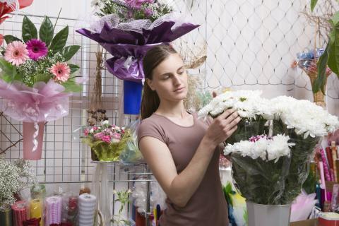 Bloomit tilbyder blomsterudbringning - og har stor succes med det