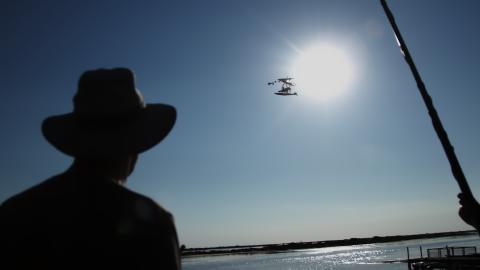 La technologie et les drones DJI utilisés par Nicolas Vanier pour filmer les oiseaux migrateurs dans son film « Donne-moi des Ailes »