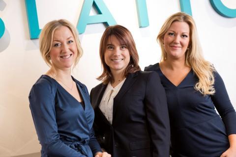 Slättö rekryterar ytterligare tre kvinnor till ledande befattningar