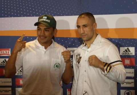 """Tittelkamp mellom Arthur Abraham og Pablo Oscar Natalio Farias på Viasat Sport: Siste sjanse for """"King"""" Arthur?"""