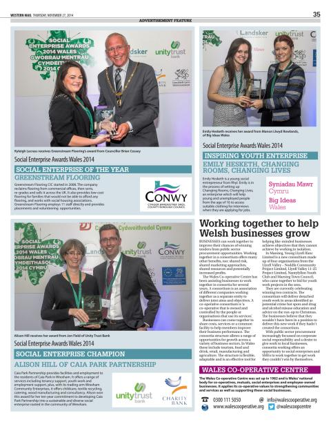 Wales Co-operative Centre Western Mail / Top 300 DPS (2)