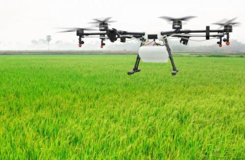 Agriculture Drone Market Growth Factors 2027 - Top Companies DJI Innovation, Autel Robotics, senseFly, Parrot SA, PrecisionHawk, 3D Robotics, Aibotix, Dragonfly Innovations and AeroVironment
