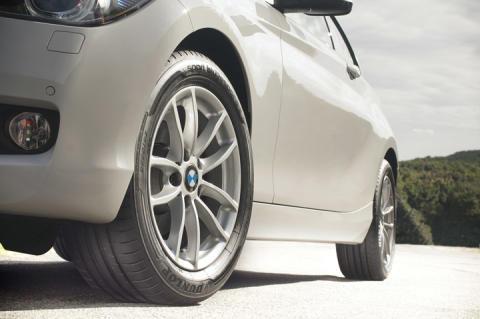 Dunlops högprestandadäck får imponerande betyg