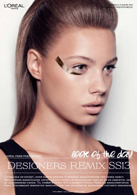 Designers Remix SS13 - Look of the day